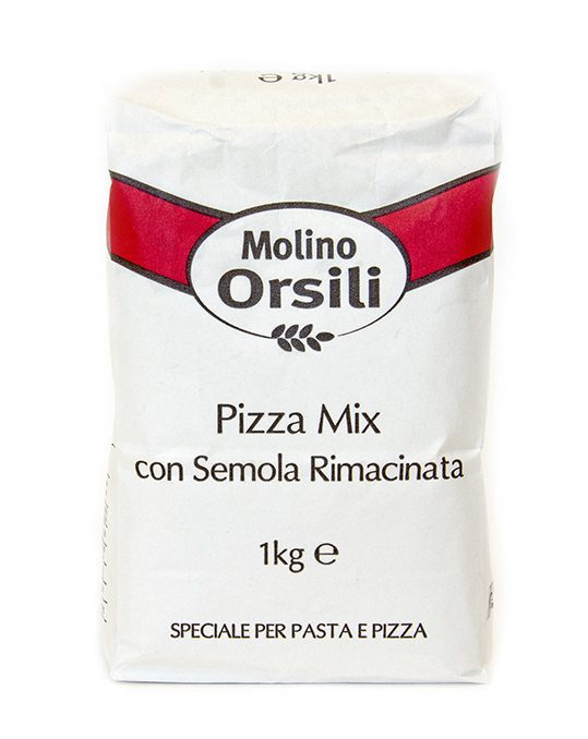 Farina Pizza Mix #OrsiliMolino