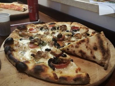 Ricetta: Pizza